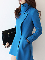 2015 new winter coat British female luxury fashion major suit temperament