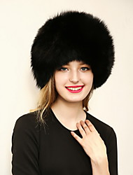 Women Faux Fur Bowler/Cloche HatCasual Fall / Winter