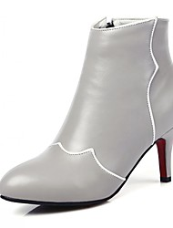 Feminino Botas Coturnos Curta/Ankle Botas de Moto Botas da Moda Botas de Montaria Botas de Neve Inovador Botas Cowboy/CountryCourino