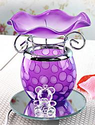 1pc étrange nouveau cadeau huile essentielle aromatique branché lampe de parfum d'électricité