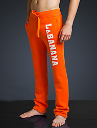 LOVEBANANA® Hommes Actif Pantalon Orange-34075