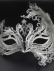 Women's Venetian Phoenix Inspired Laser Cut Masquerade Mask5005A3