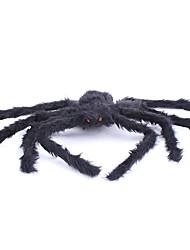 3pcs quot grande taille en peluche araignée jouet amusant pour le parti ou bar KTV Halloween prop decorat
