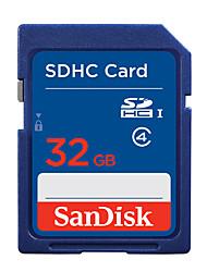 SanDisk 32Go carte SD Classe 4 SanDisk