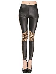 Legging Croisé Polyester Femme
