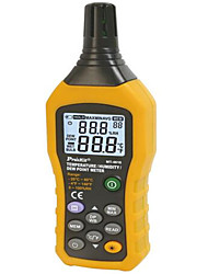 MT-4616 Hand-Held Dewpoint Meter Dew Point Wet Bulb Temperature and Humidity Dew Point Tester