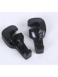 o gancho do assento de carro multifuncional gancho material de proteção ambiental