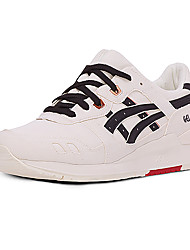 Running Shoes Asics Gel Lyte III Mens Running Trainers Sneakers Athletic Tennis Shoes Beige