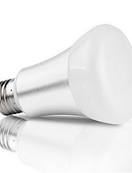 10W E26/E27 Smart LED Glühlampen BR 30 SMD 5050 900 lm RGB Dimmbar / Ferngesteuert / Dekorativ V 1 Stück