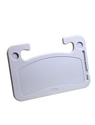 Multifunctional Vehicle Plate Beverage Rack Fixing Frame Of Automobile Steering Wheel Chair