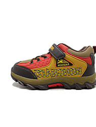 Boy's Athletic Shoes Spring / Fall Comfort / Round Toe Synthetic Athletic Flat Heel Others    Khaki Basketball