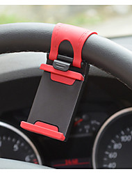 The Car Mobile Phone Holder / Telescopic Steering Wheel For Vehicle Navigation Support Vehicle / Lazy Mobile Phone Frame