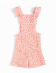 Fashions Lovely Horsehair Hand Knitting Baby Casual/Daily Solid Rompers All Seasons