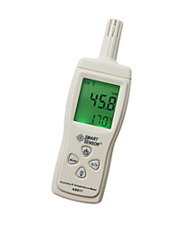 High Precision Temperature And Humidity Detector