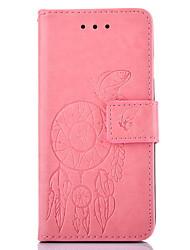 Pour Samsung Galaxy S7 Edge Portefeuille Porte Carte Avec Support Relief Coque Coque Intégrale Coque Papillon Dur Cuir PU pour SamsungS7