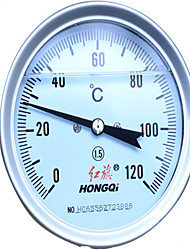 Specializing In The Production Wssn-Bf Series Of Stainless Steel Seismic Bimetal Thermometer Industrial Thermometer