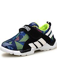 Unisex Sneakers Spring / Fall Comfort / Flats Leather Outdoor / Athletic / Casual Flat HeelHook & Loop / Split