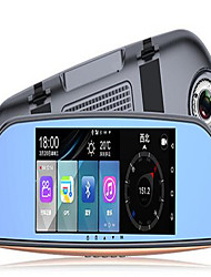 Kyrgyzstan View Mirrors Tachograph Dual Lens HD 7 Inch 3G Navigation With Electronic Dog One Machine