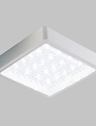 montagem embutida luzes brancas levou 10w alta transmissão de luz simples e moderno