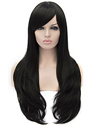 New High-Quality European and American Popular Fiber Wig