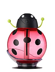 High Quality Fashion LED Air Portable USB Cute Beetle Ultrasonic Humidifier Skin Replenishment Aromatherapy Diffuser