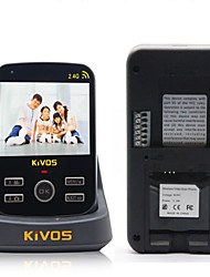 KiVOS KDB300 Video Wireless Home Doorbell Waterproof Smart Home Products