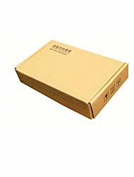 cajas de cartón de embalaje t3 270 * 165 * 50 mm 10 presente para la venta