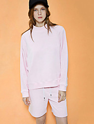 NEATO Women's Solid Pink Chinos / Shorts PantsActive Summer