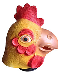 Maschere di Halloween / Maschera Animal pollo Forniture per feste Halloween / Mascherata 1Pcs