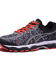 Running Shoes Asics Gel Kayano 22 Mens Running Trainers Sneakers Athletic Print Shoes Black