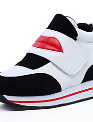 Women Height Increasing Skate Shoes Wedges Fashion Sneakers