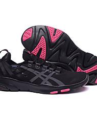 ASICS GEL-FIT SANA 2 Fitness Training Shoes Women's Sneakers Anti-Slip Running Shoes Black/Rose Pink 36-40