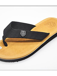 Men's Slippers & Flip-Flops Summer Comfort PVC Casual Flat Heel