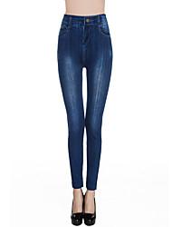 Femme A Motifs Legging,Coton