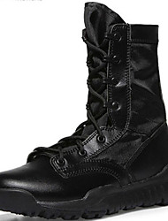 Men's Boots Winter Work & Safety Suede Outdoor Platform Others Black / Brown Others