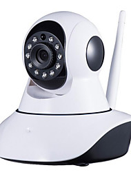 720P Network Camera Wireless Shaking His Head Mobile Phone Alarm Home Intelligent Robot