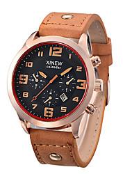 Quartz Watch Men Watches Calendar Luxury Famous Wristwatch Male Clock Wrist Watch Military Sport Relogio Masculino