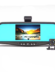 Before And After The Video Rear View Dedicated Car Driving Recorder