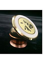support de téléphone mobile / force magnétique de type aspiration magnétique du support d'aimant pour la planche de bord lumineux