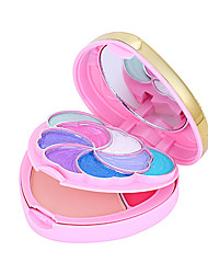 13 Pressed Powder Shadow Lipstick Powder Puff Shimmer Eyes / Face / Lips Coloured gloss / Natural China