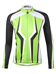 ILPALADINO Cycling Jersey Women's Long Sleeve Bike JerseyQuick Dry Ultraviolet Resistant Breathable Compression Lightweight Materials