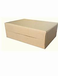 caja especial dura tres capas de cartón plano (10 empaquetada para las especificaciones de venta de 360 * 250 * 120 mm)