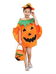 Meer Accessoires Meer Kostuums Halloween Oranje Jacquard Productie Kunststof Gympak/Onesie / Tassen en Handtassen / Hoed