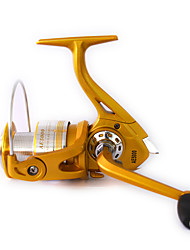 Spinning Reels 13 Ball Bearings Exchangable General Fishing-AE4000