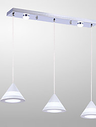 15W Pendant Light  Modern/Contemporary  for LED AcrylicLiving Room / Bedroom / Dining Room / Kitchen / Study Room/Office