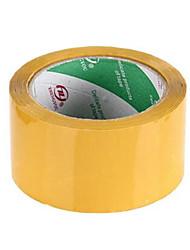 fita de embalagem de vedação amarela