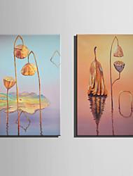 ботанический Холст для печати 2 шторы Готовы повесить,Вертикальная