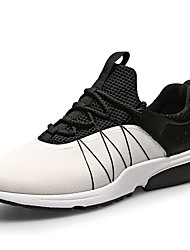 Men's Sneakers Spring / Summer / Fall / Winter Comfort / Flats Fabric Outdoor / Athletic Flat Heel Lace-up