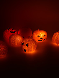 Halloween decorations Party Supplies Lighting Pumpkin Ball Halloween Toy(1PCS)