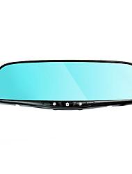 hd voix voix vision de navigation chien électronique bluetooth rétroviseur voiture enregistreur